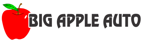Big Apple Auto Logo