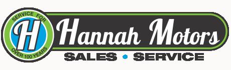 Hannah Motors Logo