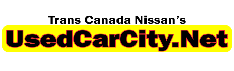 Trans Canada Nissan / Used Car City Logo
