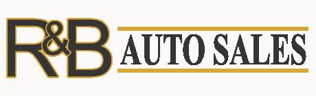 R & B Auto Sales Logo