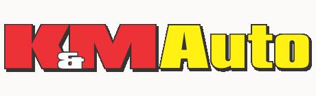 K & M Auto Logo