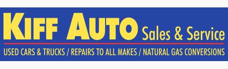 Kiff Auto Logo