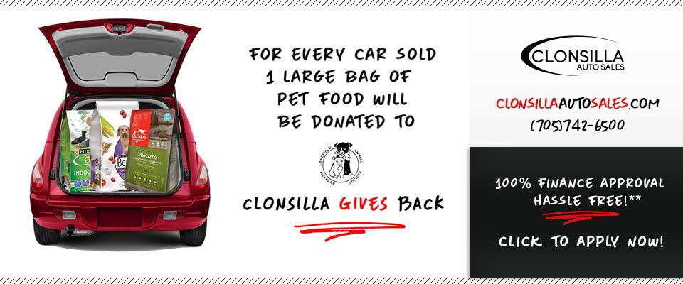 Clonsilla Gives Back