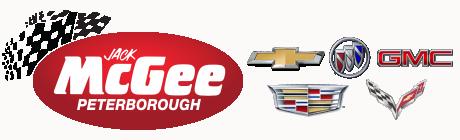 Jack McGee Chevrolet Cadillac Logo