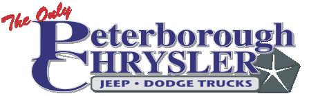 Peterborough Chrysler Logo