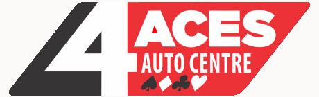 4 Aces Auto Centre Logo