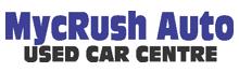 MycRush Auto Used Car Centre Logo