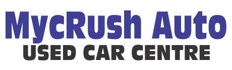 MycRush Auto Used Car Centre Logo