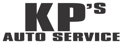 KP's Auto Service Logo