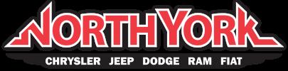 North York Chrysler Jeep Dodge Ram Fiat Logo