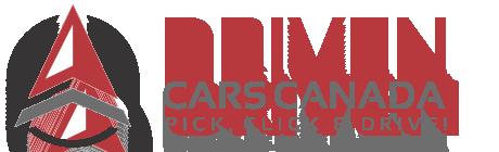 Driven Cars Canada Logo
