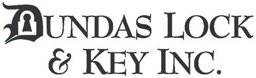 Dundas Lock & Key Logo