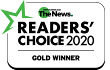 GOLD Winner - 2020 Readers Choice