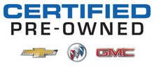 GM Certified Pre-Owned Logo